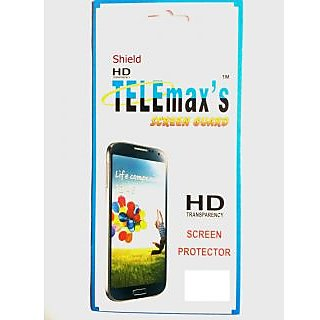 Telemax Clear Screen Gaurd for Samsung Galaxy Star