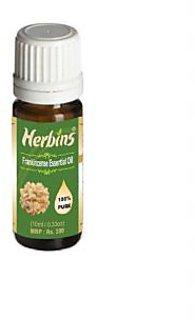 Herbins Frankincense Essential Oil - 10ml