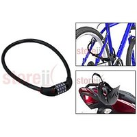 4 Digits Combination Multipurpose Number Lock For Bikes / Helmets / Luggage