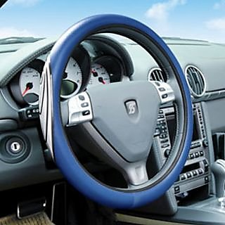 Synthetic Steering Wheel Cover