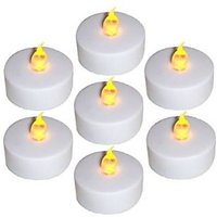 Origin Overseas LED Candle(White, Pack Of 12)