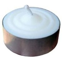 Besure Tealights Candle(White, Pack Of 100)