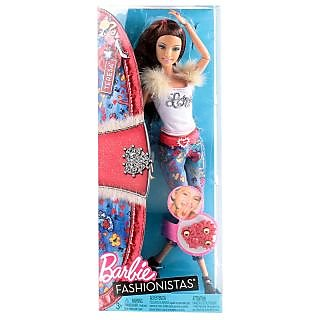 Barbie Fashionista Doll - Teresa