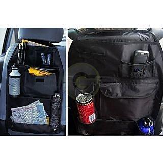 New Car Back Seat Organizer Hanging Multi Pocket Storage
