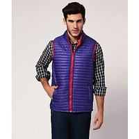 Yepme Altor Sleeveless Jacket - Blue