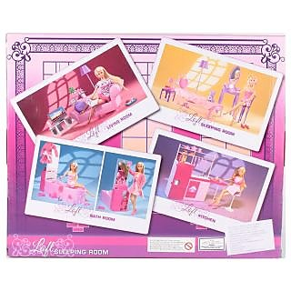 Steffi Love Sleeping Room Playset