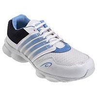Yepme Parade Sports Shoes - White & Blue - 72512132