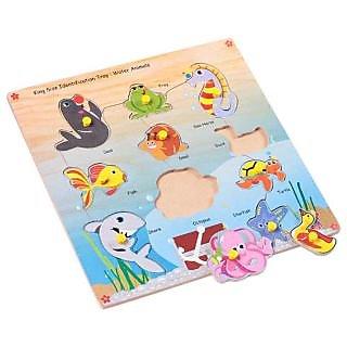 Skillofun Water Animals Puzzle