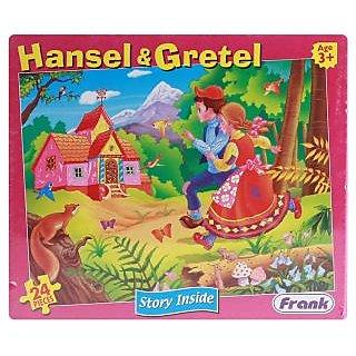Frank - Hansel & Gretel Puzzle (24 Pieces)