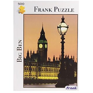 Frank Puzzles  - Big Ben 500 Pieces