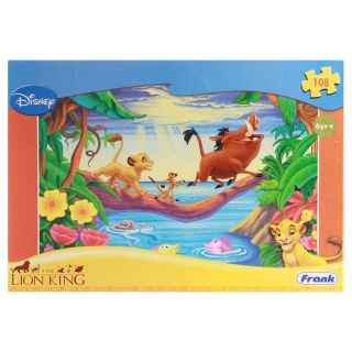 Disney The Lion King  - 108 Piece Puzzle
