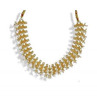 Womens Trendz Moti Balpan Tik Necklace