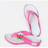 Stylish Butterfly Flip Flops - 72519114