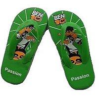 Ben Ten Flip Flops For Kids