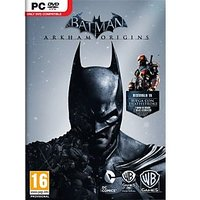 Batman Arkham Origins Pc Game [ NO CASH ON DELIVERY