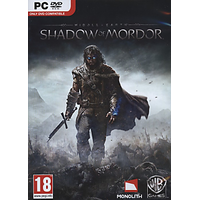 MIDDLE EARTH SHADOW OF MORDOR PC GAME [ NO CASH ON DELIVERY]