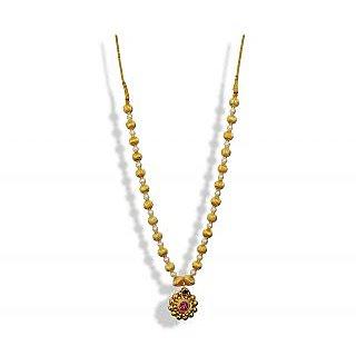 Womens Trendz Drakash Moti Haar Necklace