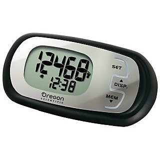 Oregon Scientific Pedometer With Calorie Counter PE980
