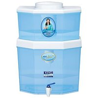 Kent Gold Star Offline Purifier System (White & Blue)