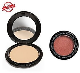 Blue Heaven Artisto Compact  Diamond Blush On 502 Combo