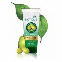 Biotique Bio Papya Exfoliating Face Wash - 50 Ml