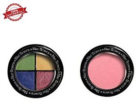 Blue Heaven Diamond Blush On 504 & Eye Magic Eye Shadow 604 Combo