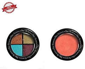 Blue Heaven Diamond Blush On 503 & Eye Magic Eye Shadow 603 Combo