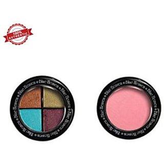 Blue Heaven Diamond Blush On 504 & Eye Magic Eye Shadow 603 Combo