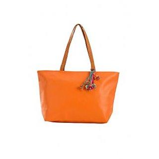 Cappuccino Handbag orange