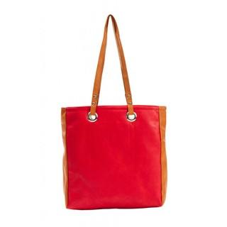 Cappuccino Red Handbag