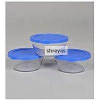Tupperware Clear Bowls Medium (buy 2 Get 1 Free)