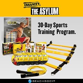 INSANITY ASYLUM WORKOUT KIT