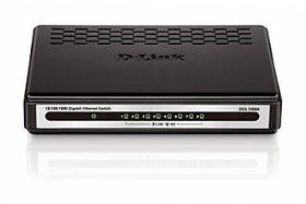D-Link 10/100 Mbps 8-Ports  Switch (DES-1008A)