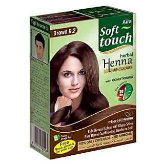 Brown Hennna