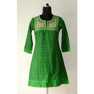 Designer Ladies Semi Stitched Suit