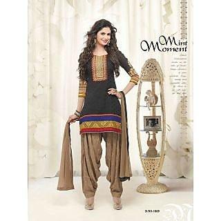 Baneeta's 1069 Patiala Unstiched Suit (Unstitched)