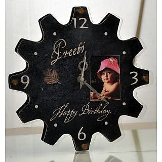 Designer Smart Personalized Wall Clocks