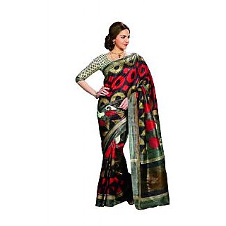 Bhavi Embellished Cochin Silk Sari (BH11909)