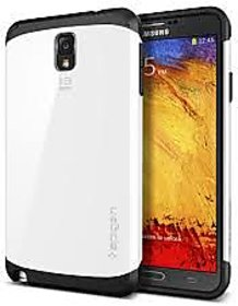 Spigen SGP Slim Armor Case Cove For Samsung Galaxy Note 4 N9100 - White