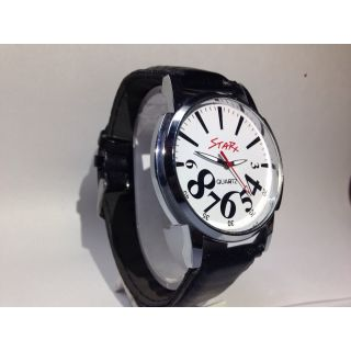 Star X Men's Watch Black