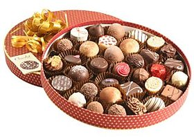 Handmade Chocolates 250gm