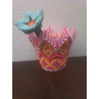 Paper Made Flower Vase with Flower at Best Prices - Shopclues Online on paper flower light, paper flower planter, paper flower bowl, paper mug, paper flower votive, paper flower mirror, paper flower dog, paper flower flower, paper flower vessel, paper flower valentine, paper flower blue, paper flower bag, paper flower watch, paper flowers supplies, paper flower quilt, paper flower design, paper flower crystal, paper flower pot, paper flower jewelry, paper flower beads,