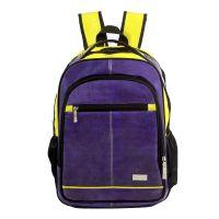 """15"""" Laptop Backpack By Pragmus Innovation (Purple) By Pragmus Greens"""