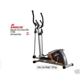 Kamachi Magnetic Elliptical Trainer Ct-500