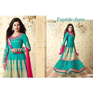 Exclusive Ladies Embroidered Suit 1