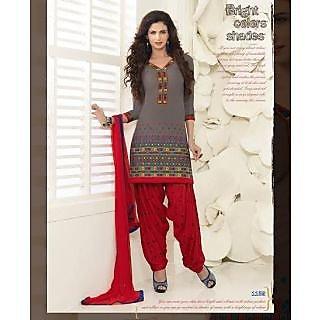 Ladies Designer Dress Materials Suit