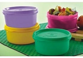 Tupperware Tropical Twin Set of Four