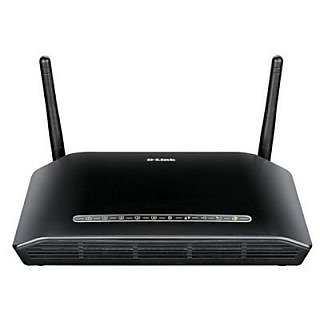 D-Link DSL-2750U N300 ADSL Modem Wireless Router Dlink