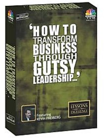 CNBC How to transform business through gutsy leadership VCD