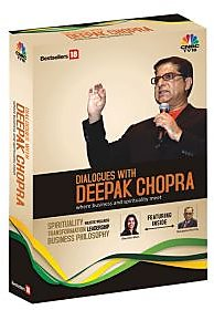 CNBC Dialogues with DEEPAK CHOPRA DVD